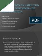 MODULACIÓN EN AMPLITUD (AM) CON PORTADORA.pptx