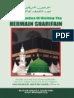 The Etiquettes of Visiting the Harmain Sharifain