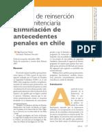 Polìticas de reinserciòn post-penitenciaria. Eliminaciòn de antecedentes penales en CHile.pdf