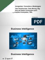 Tecnologias Emergentes... Conceitos e Modelagem e dados para Data Warehouses, Data Mining, Big Data. Modelos de Dados Avançados para Aplicações Avançadas; XML.pdf