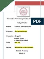 Derecho Administrativo Bolilla 11 Bienes Publicos.docx