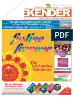 Indian Weekender 24 October 2014