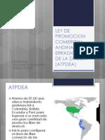 LEY DE PROMOCION COMERCIAL ANDINA Y ERRADICACION DE.pptx