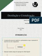 Destilação e Cristalização.pptx