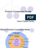 Product Component Model