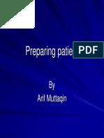 02 Lab Skill Preparing Patient