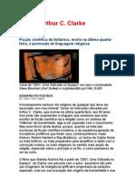 A fé de Arthur C Clarke - Edward Rothstein