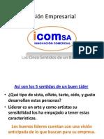Visión Empresaria Los cinco sentidos de un buen lider.pptx