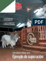 PECUARIA Y NEGOCIOS - AÑO 9 - NUMERO 97 - AGOSTO 2012 - PARAGUAY - PORTALGUARANI