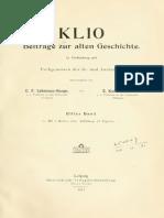 Hekataios Als Geographische Quelle Herodots- Herrmann 1911