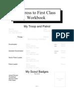 Progress to First Class - 2010