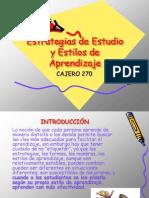 Estrategias de Estudio y Estilos de Aprendizaje.ppt