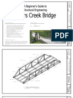 Steel Truss Bridge Examples