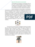 Informe de Lectura #1