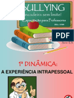 PALESTRA BULLYING PROFESSORES - REDE DOCTUM.ppt