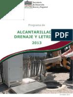 Alcantarillado, Drenaje y Sanitarios 2013 propuesta con separadores 25.10.13.pdf