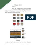 Modul Peta Geologi