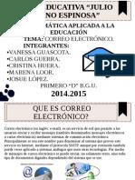 TRABAJO DE INFORMÁTICA. GRUPO 5.odp