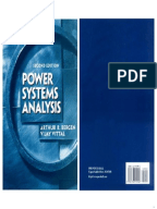 Power System Analysis 4th Ed By Stevenson Solution Manual