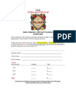Marie Callender Gift Card_Flyer 1