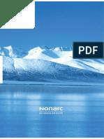 The Product Catalog of Zhejiang Nonarc Electric Co., Ltd