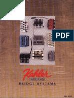 1989 Kahler Catalog