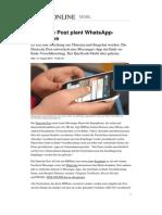 Deutsche Post Messenger