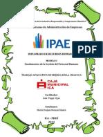 TRABAJO APLICATIVO DE MEJORA EN LA CMAC ICA_Marin Romani.pdf