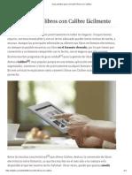 Guía práctica para convertir libros con Calibre.pdf
