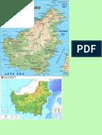 Geomorfologi Kalimantan
