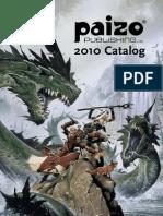 Paizo Catalog