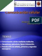 Comunicacion celular -Biologia2014.pptx