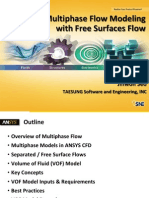 Korea 2014ugm Multiphase Flow Modeling