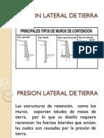 PRESION LATERAL DE TIERRA (COMPLETO CON EJERCICIOS).pdf