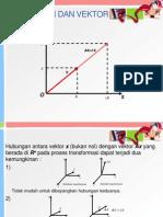 Nilai Eigen, Vektor Eigen, Dan Diagonalisasi