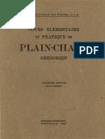 Curso elemental y práctico de Canto Gregoriano - Francés.pdf