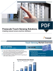 Freescale Touch Sensing Solutions