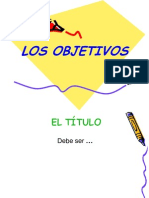3-Los Objetivos.ppt