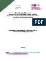 Guia Practica_ElaboraciónEspecificacionesTécnicas.doc