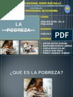 LA POBREZA- POBLACION.pptx