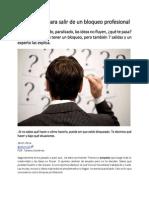 7 soluciones para salir de un bloqueo profesional.pdf