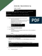 SENTENCIAS DDL Y DML EN ORACLE 10g.docx