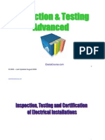 2391- Inspection & Testing (Advanced)