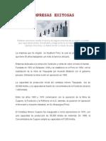 EMPRESAS EXITOSAS.doc