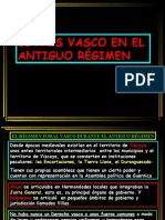 1-bis.-PAÍS VASCO-ANTIGUO RÉGIMEN