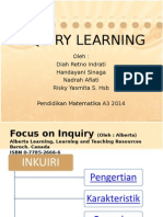 Pembelajaran Inquiry