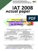 CETkingNMAT2008Actualpaperrevised1.1.pdf