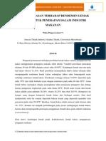 Review Jurnal Kimia Dasar