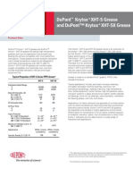 DuPont™ Krytox ® XHT-S Grease and DuPont™ Krytox ® XHT-SX