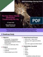 The New Metro Manila Masterplan